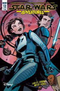 Star Wars Adventures #12 (Juli 2018)