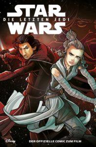 Star Wars: Die letzten Jedi - Die Junior Graphic Novel (22.10.2018)