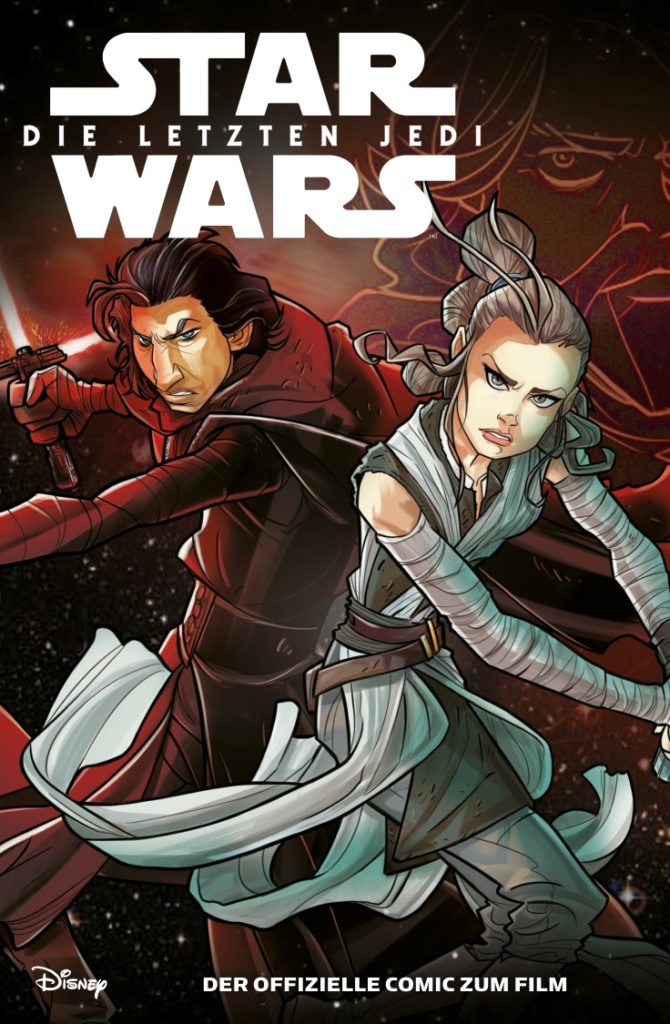 Star Wars: Die letzten Jedi - Die Junior Graphic Novel (22.10.2018)