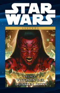 Star Wars Comic-Kollektion, Band 55: Legacy VI: Visionen der dunklen Seite (09.10.2018)