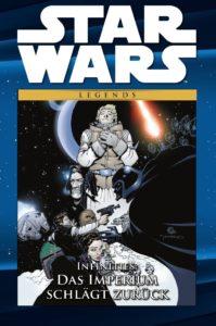 Star Wars Comic-Kollektion, Band 56: Infinities: Das Imperium schlägt zurück (22.10.2018)