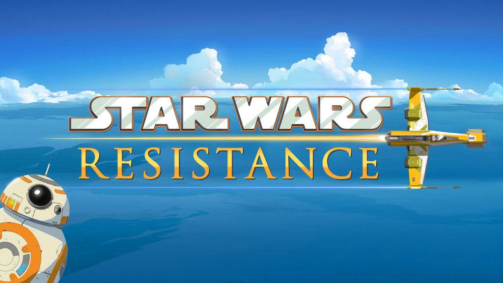 <em>Star Wars Resistance</em>