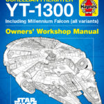 YT-1300 Corellian Freighter Owners' Workshop Manual: Including Millennium Falcon (all variants) (Oktober 2018)