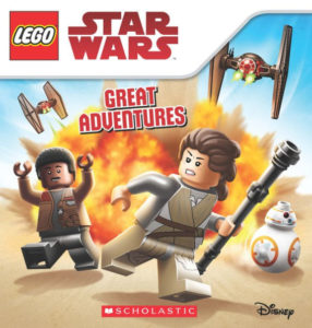 LEGO Star Wars: Great Adventures (04.06.2018)