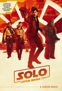Solo: A Star Wars Story - A Junior Novel (11.09.2018)