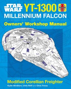 YT-1300 Millennium Falcon Owners' Workshop Manual - Modified Corellian Freighter (27.11.2018)
