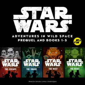 Adventures in Wild Space: Prequel and Books 1-3 (26.06.2018)