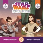 Forces of Destiny: The Leia Chronicles & The Rey Chronicles (17.04.2018)