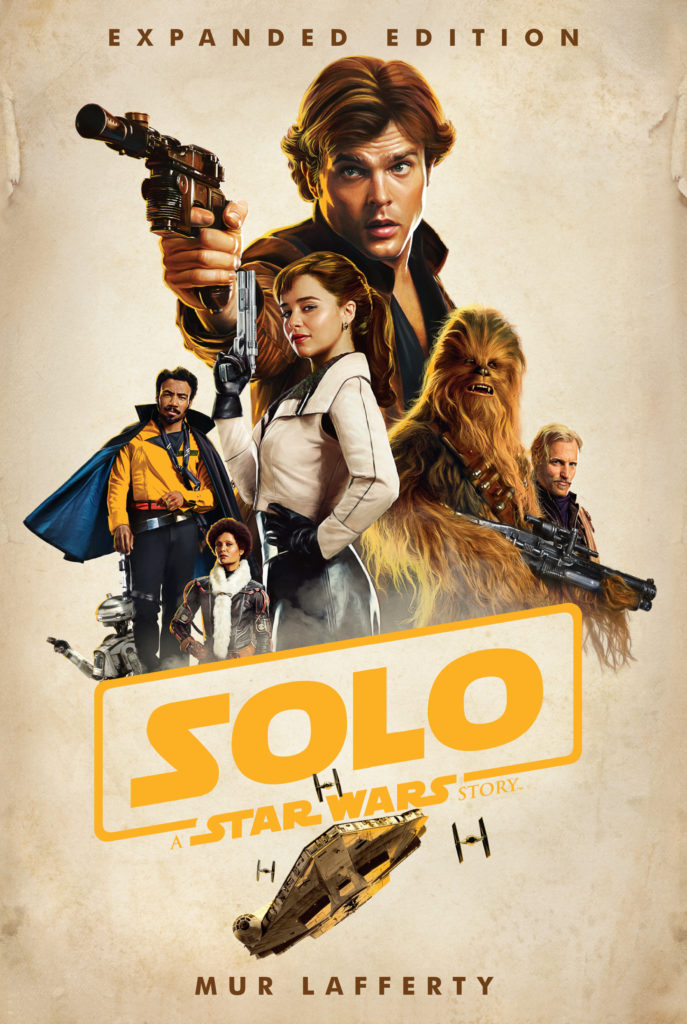 Solo: A Star Wars Story: Expanded Edition (Export Edition) (04.09.2018)