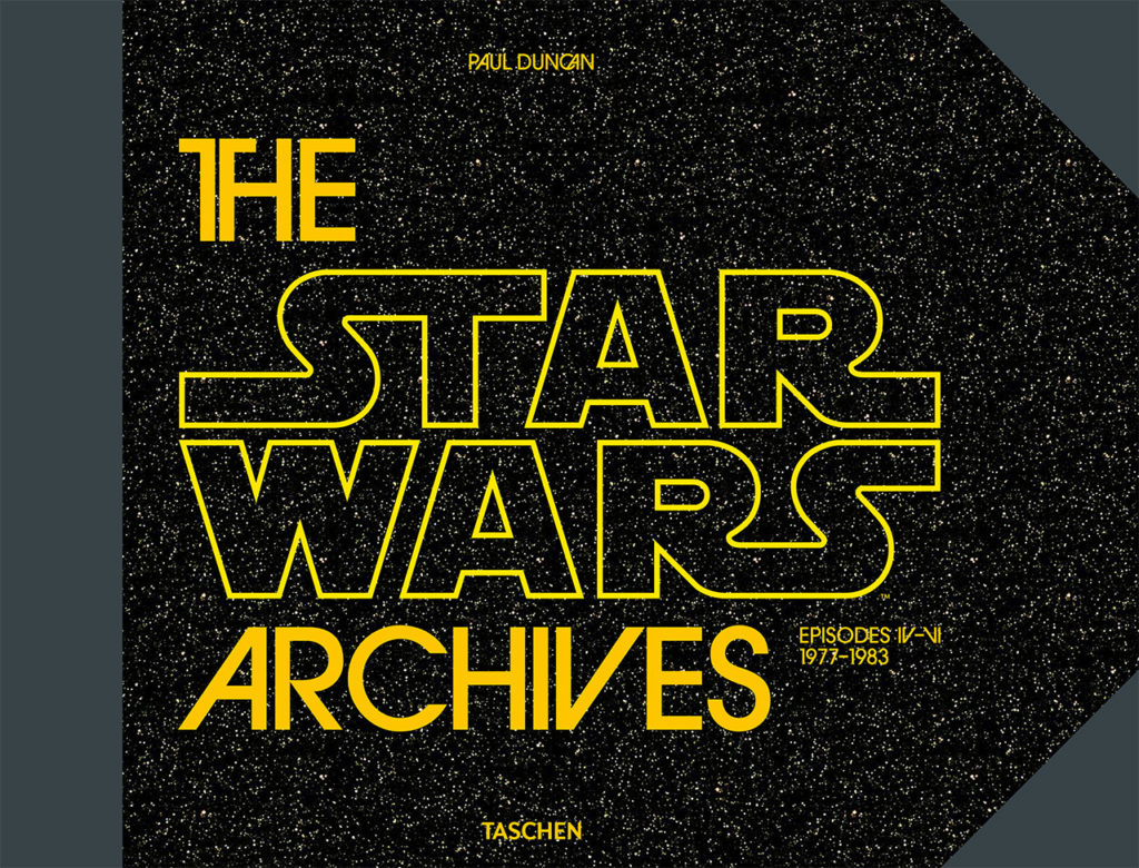 The Star Wars Archives: Episodes I-VI: 1977-1983 (30.11.2018)