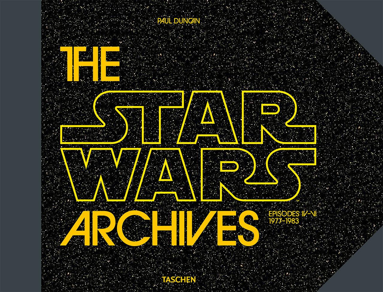The Star Wars Archives: Episodes I-VI: 1977-1983 (30.11.2018)