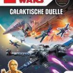 LEGO Star Wars: Galaktische Duelle - Stickerabenteuer (10.09.2018)