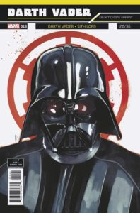 "Darth Vader #18 (Rod Reis Galactic Icon ""Darth Vader"" Variant Cover) (11.07.2018)"