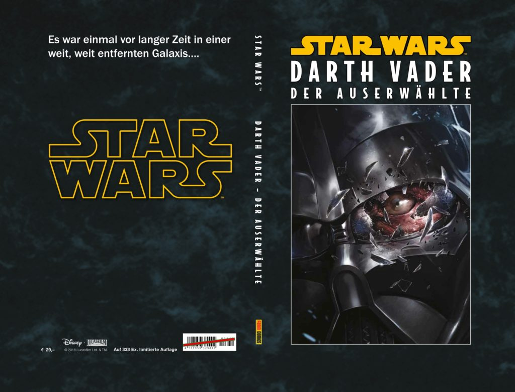 Darth Vader, Band 1: Der Auserwählte (Limitiertes Hardcover) (20.11.2018)