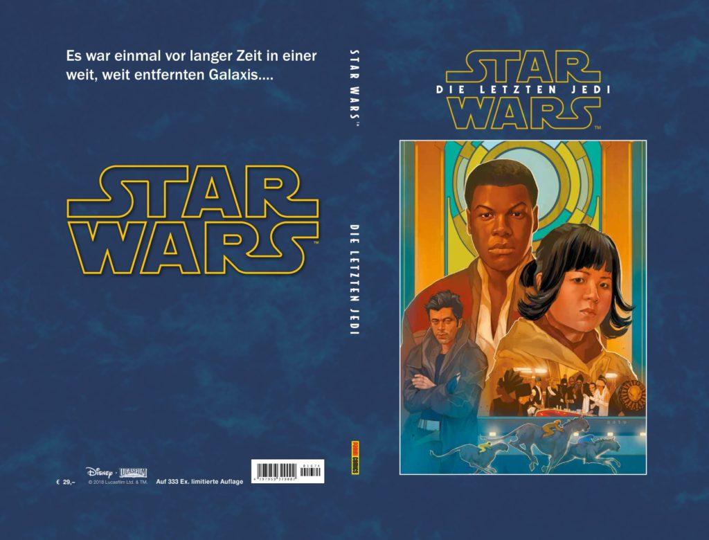 Star Wars: Die letzten Jedi (Limitiertes Hardcover) (18.12.1018)