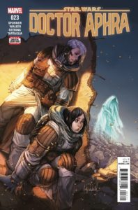 Doctor Aphra #23 (22.08.2018)