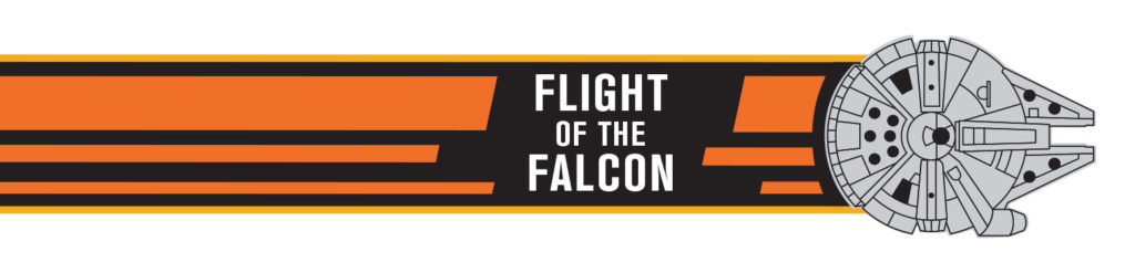 Flight of the Falcon-Programmlogo