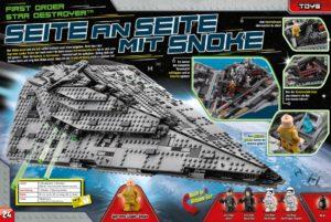 LEGO Star Wars Magazin #36 - Vorschau Seiten 24 und 25