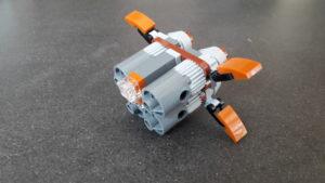 LEGO Star Wars Magazin #36 - Quadjumper - Set