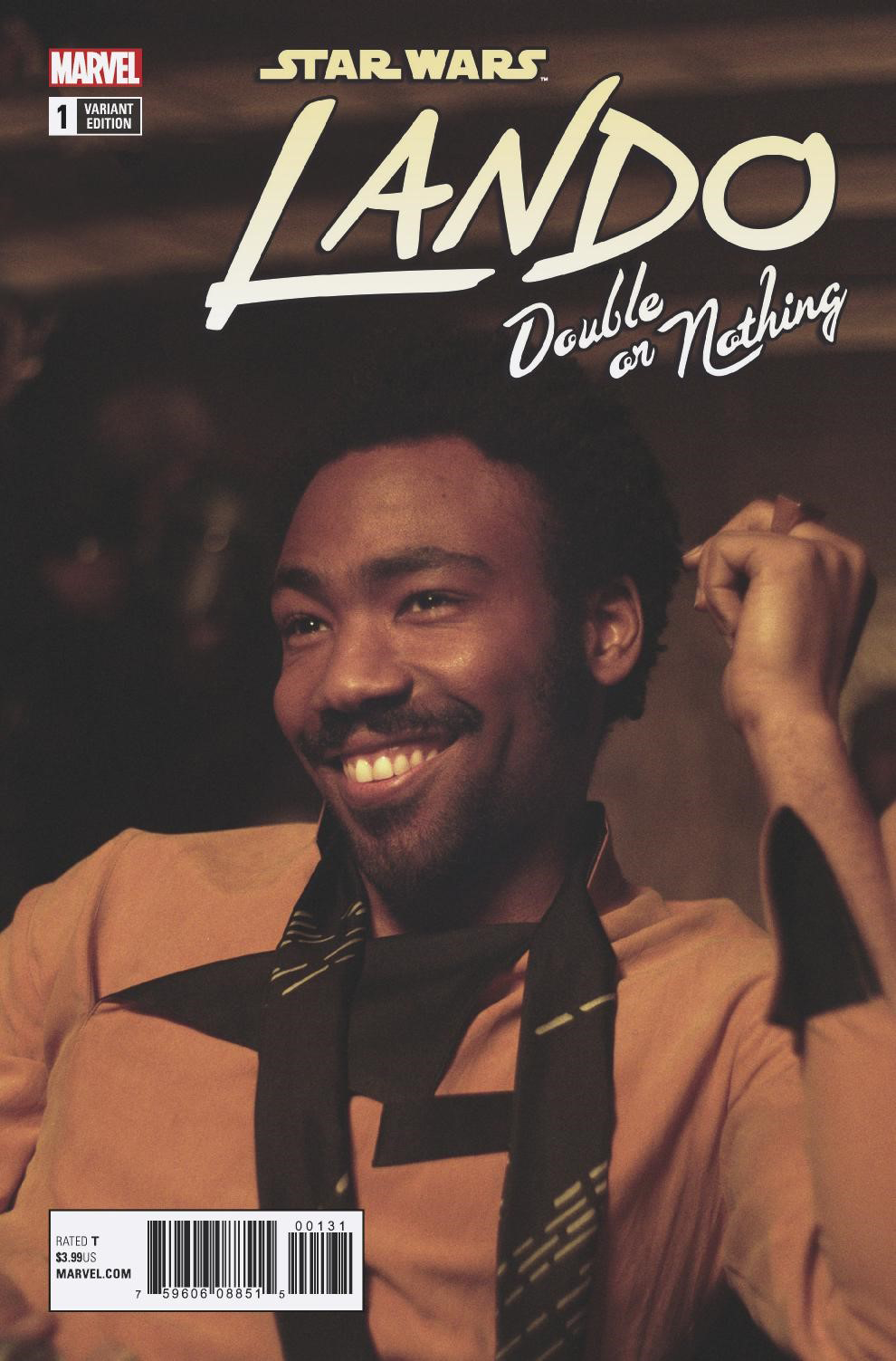 Lando: Double or Nothing #1 (Movie Variant Cover A) (30.05.2018)