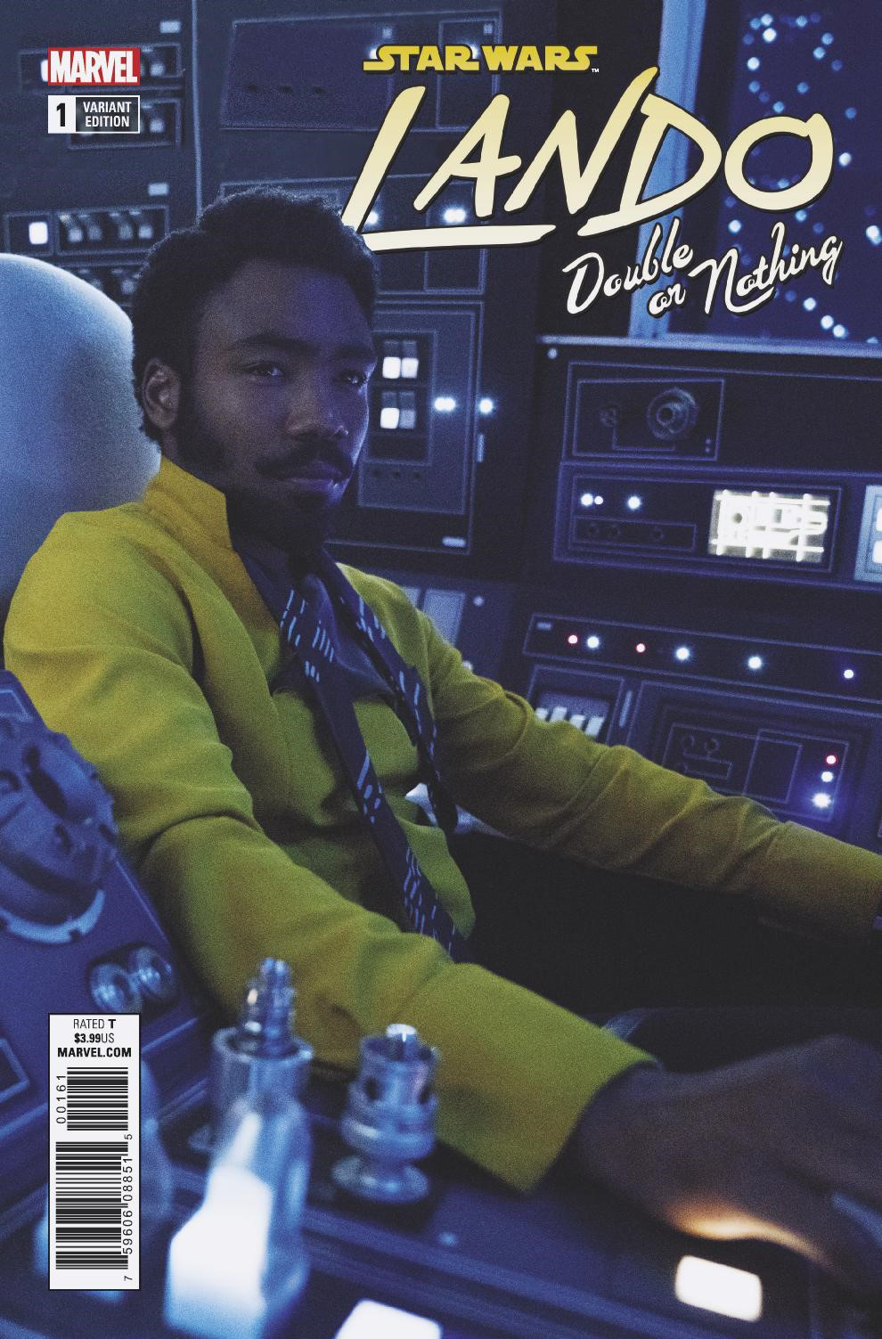Lando: Double or Nothing #1 (Movie Variant Cover B) (30.05.2018)