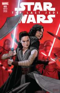 Star Wars: The Last Jedi #5 (01.08.2018)