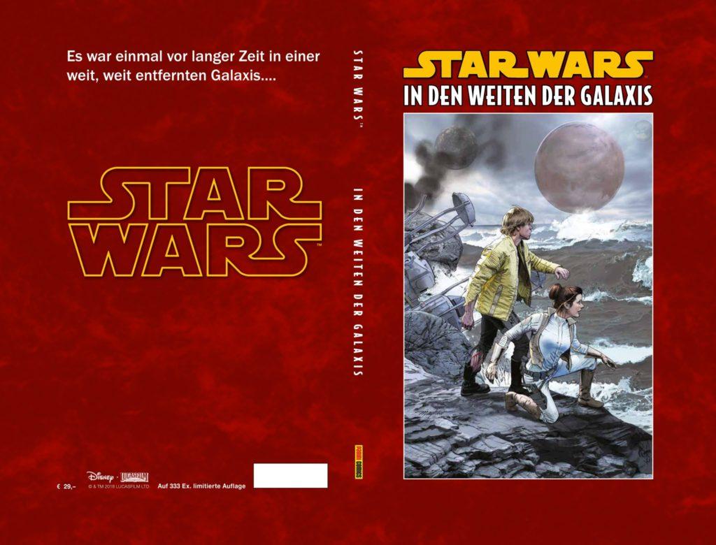Star Wars, Band 6: In den Weiten der Galaxis (Limitiertes Hardcover) (23.10.2018)