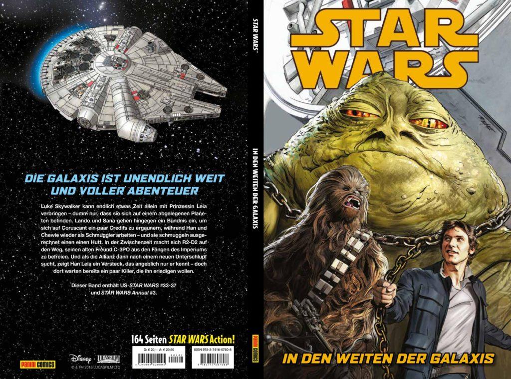 Star Wars, Band 6: In den Weiten der Galaxis (22.10.2018)