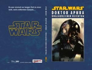 Doktor Aphra II: Unglaublicher Reichtum (Limitiertes Hardcover) (24.07.2018)