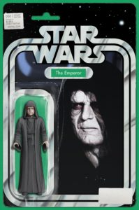 Star Wars #50 (Action Figure Variant Cover) (04.07.2018)