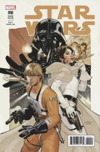 Star Wars #50 (Terry Dodson Variant Cover) (04.07.2018)