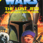 The Lost Jedi Adventure Game Book (29.10.1995)