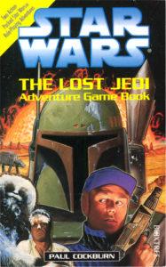 The Lost Jedi Adventure Game Book (29.10.1995)