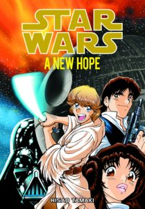 Star Wars: A New Hope Manga (17.08.2018)