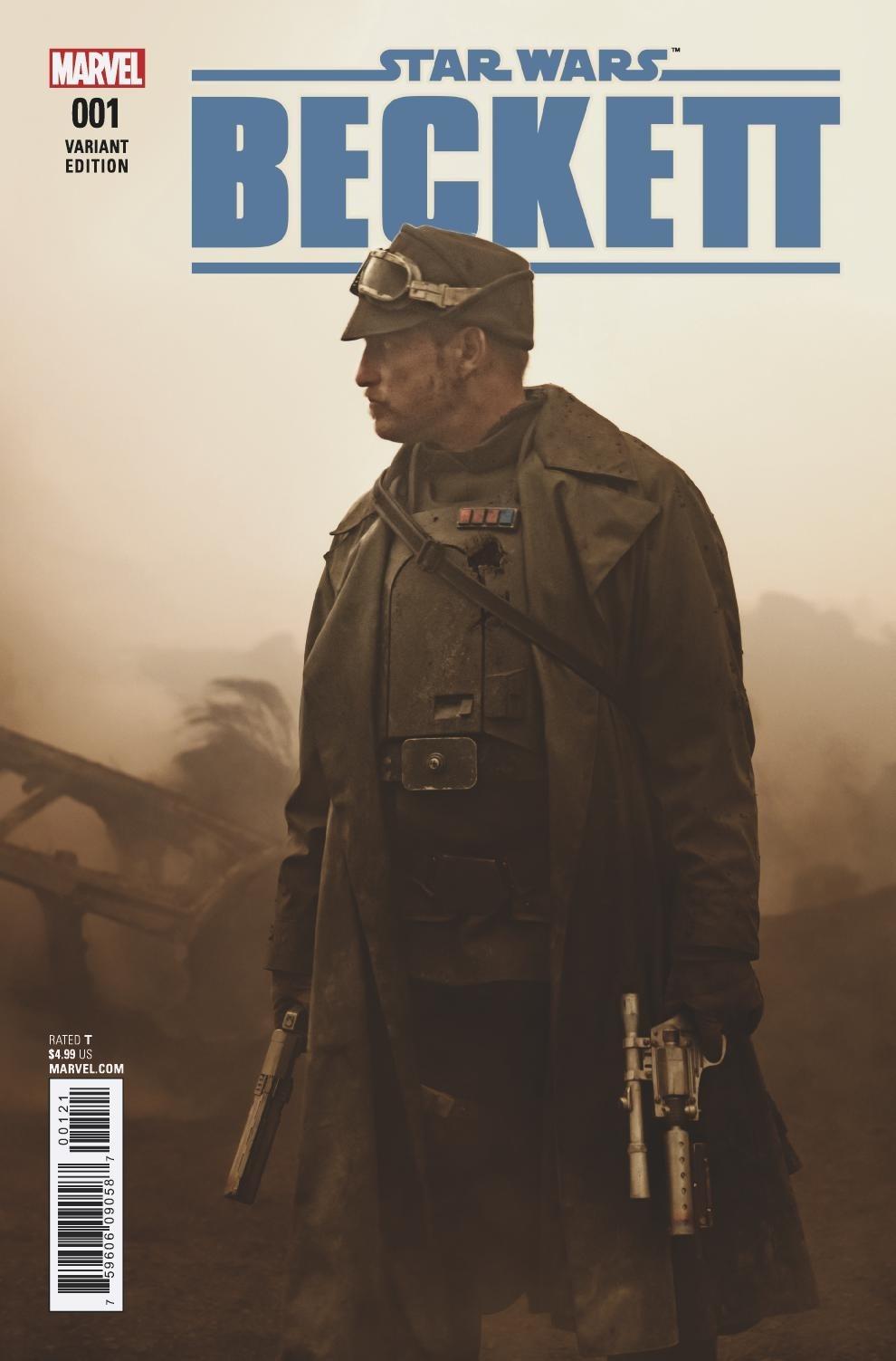 Beckett #1 (Movie Variant Cover) (15.08.2018)