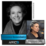 Susanna Bonaséwicz - Synchronsprecherin - Leia Organa