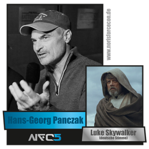 Hans-Georg Panczak - Synchronsprecher - Luke Skywalker