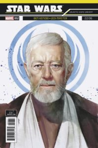 "Star Wars #52 (Rod Reis Galactic Icon ""Ben Kenobi"" Variant Cover) (01.08.2018)"