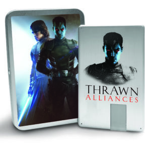 Thrawn: Alliances Hörbuch (SDCC Exclusive Edition)