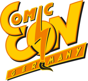 Comic Con Germany Stuttgart Logo