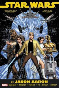 Star Wars by Jason Aaron Omnibus (12.03.2019)