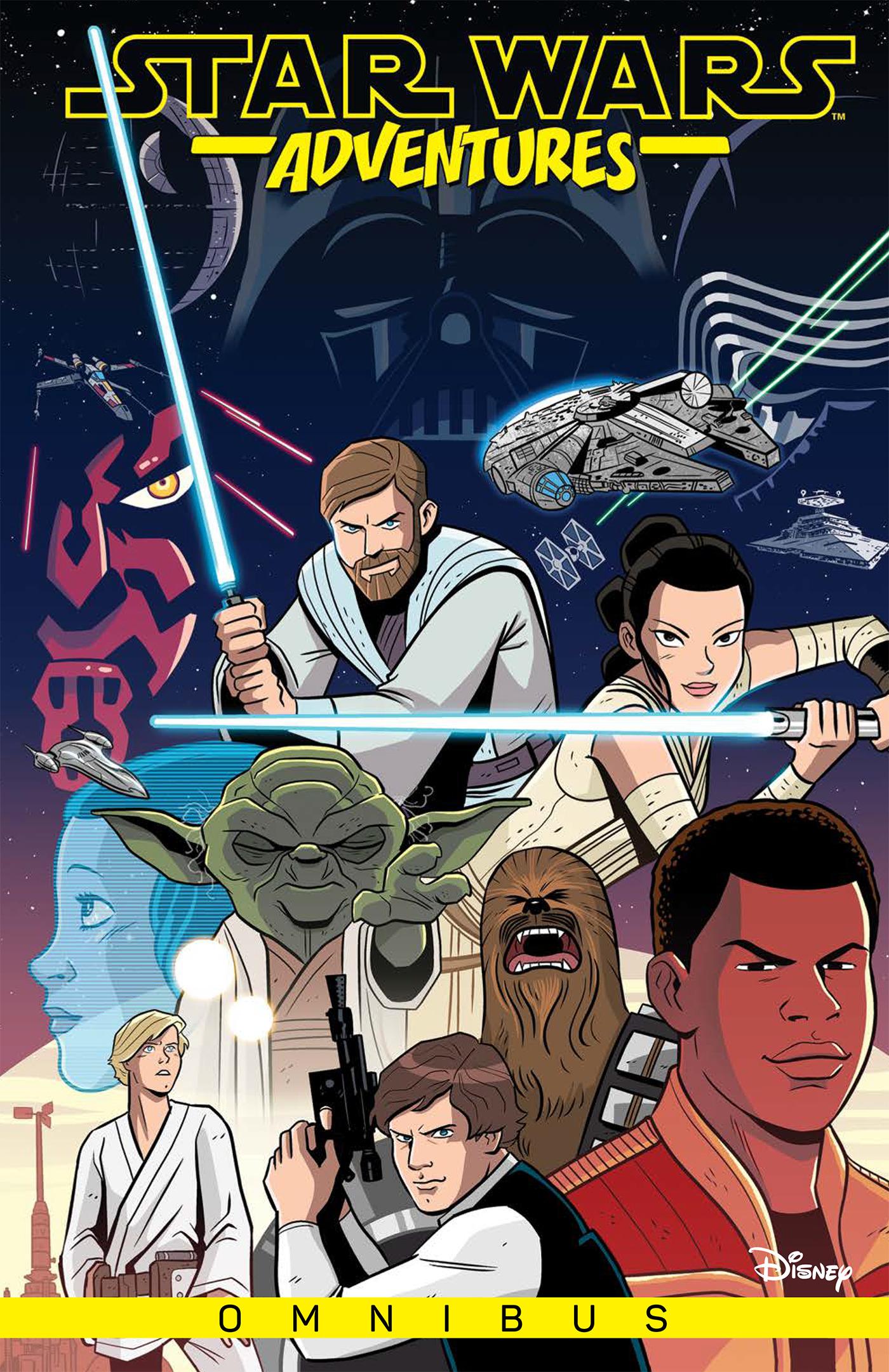 Star Wars Adventures Omnibus Volume 1 (07.01.2020)