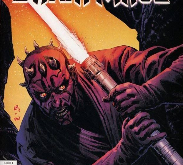 Age of Republic: Darth Maul #1 (Luke Ross Variant Cover) (12.12.2018)