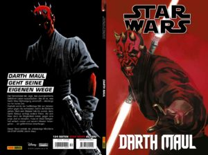 Darth Maul (Softcover) (27.08.2018)