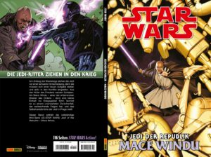 Jedi der Republik – Mace Windu (Softcover) (27.08.2018)