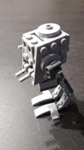LEGO Star Wars Magazin #37 - AT-ST - Set