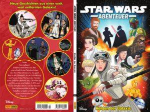 Star Wars Abenteuer, Band 2: Helden der Galaxis (23.07.2018)