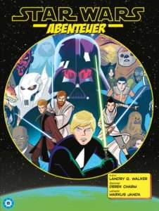 Star Wars Universum #8 - Comic 1