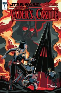 Star Wars Adventures: Tales from Vader's Castle #1 (Derek Charm Variant Cover) (03.10.2018)