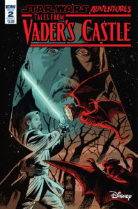 Star Wars Adventures: Tales from Vader's Castle #2 (Cover A by Francesco Francavilla) (10.10.2018)